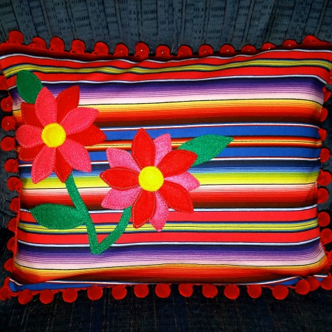 #2 mexican pillow